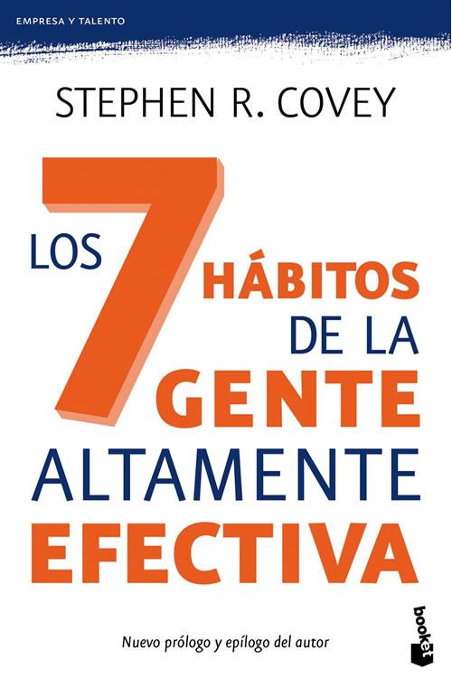 Libros de autoayuda: Los 7 hábitos de la gente altamente efectiva
