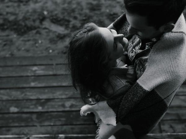 pareja que se quiere