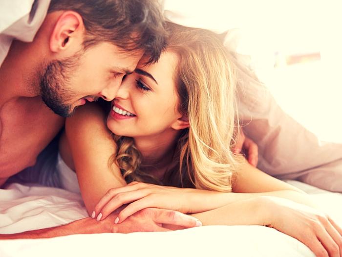 acostarse con tu pareja
