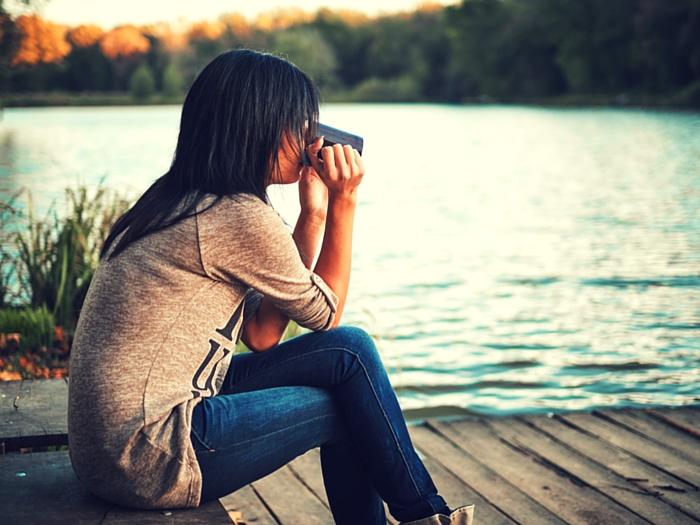reflexiones después de terminar una relación